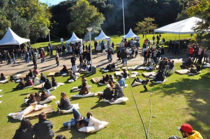 Primeira edição do Procerva Fest foi realizada em 2016 no MON. (Foto: Divulgação)