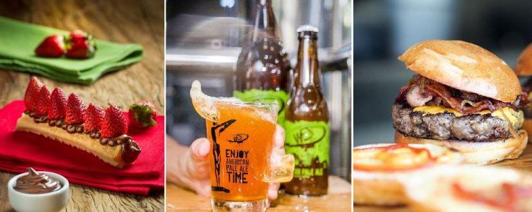 De churros a pizza e cervejas: veja os eventos gastronômicos que rolam em Curitiba