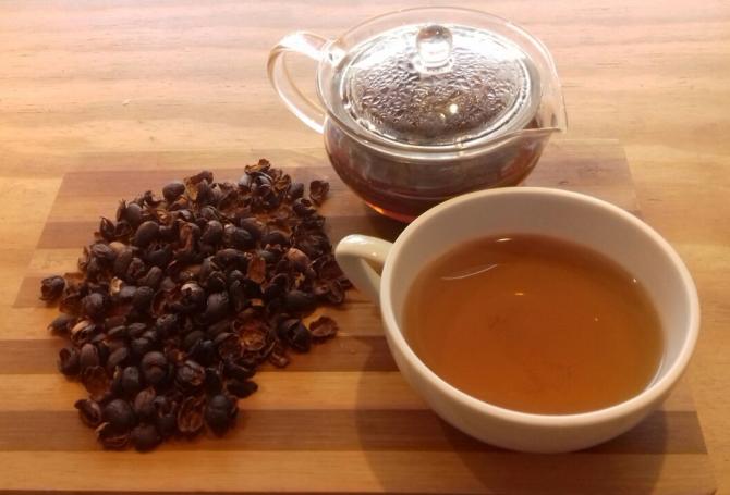 Chá de Café do Barista Coffee Bar. Foto: Divulgação