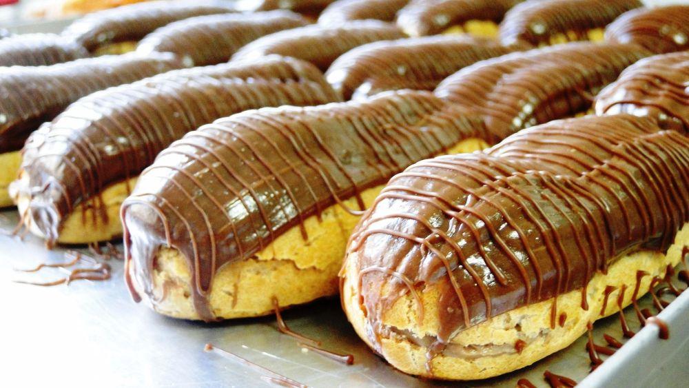 A Confeitaria Lancaster vende quatro sabores (zabaione, chocolate, creme e mista R$ 7,50). (Foto: Divulgação)