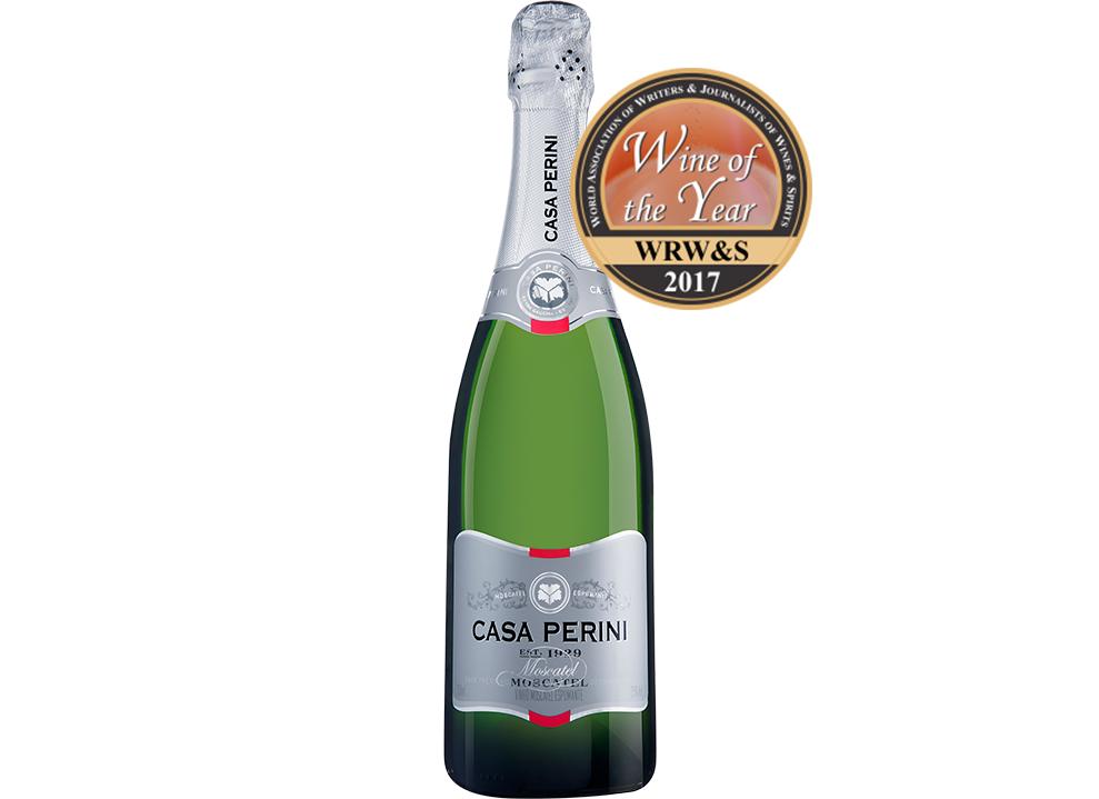 Casa Perini Moscatel, da vinícola Perini (R$ 43,50): 5º melhor vinho do mundo. (Foto: reprodução)