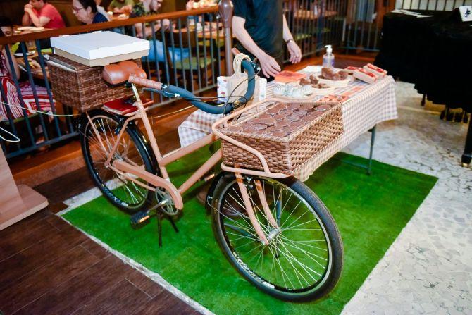 Festival Food & Bike, faz parte da programação do Temporada Gourmet. Foto: Priscilla Fiedler