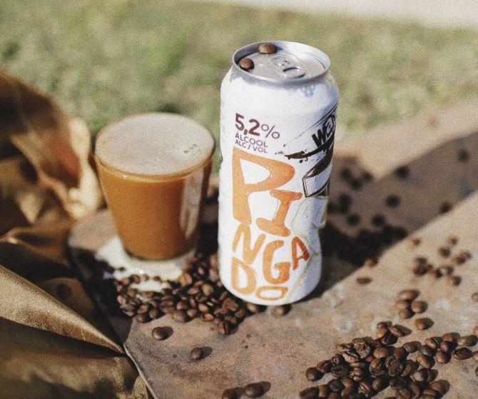 A Pingado leva café e a lactose presente no leite. Foto: Divulgação.