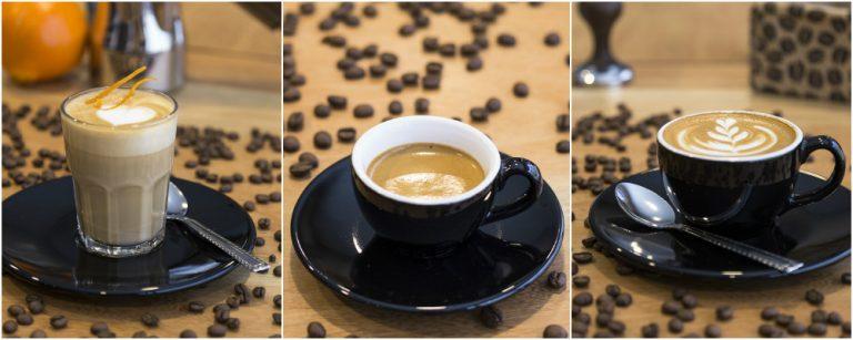 Cafeteria-escola promove oficina prática para mexer em máquina de espresso