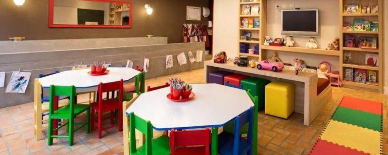 Restaurantes com atividades para pais brincarem com os filhos nas férias