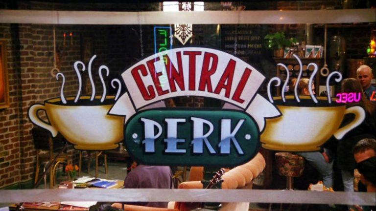 O café em Nova York era o lugar mais frequentado pelos amigos. Foto: Divulgação.