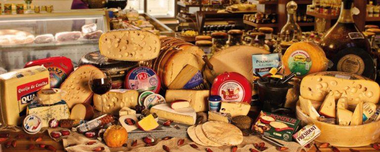 Onde comprar queijos brasileiros e de outros países em Curitiba