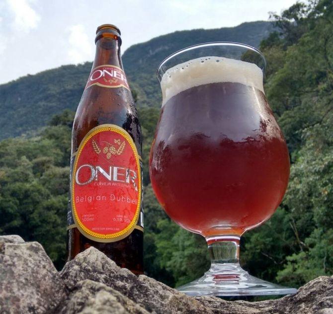 Cervejaria Oner produz os estilos IPA, Dry Stout, Weizer, Belgian Dubble, entre outros. Foto: Divulgação