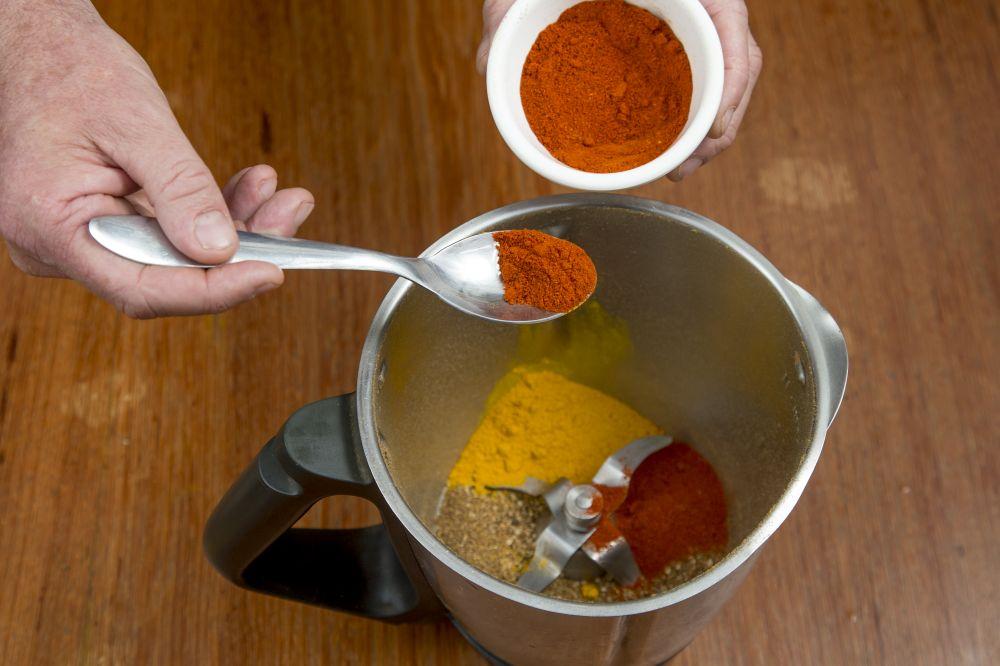 Curry indiano. Foto: Hugo Harada/Gazeta do Povo