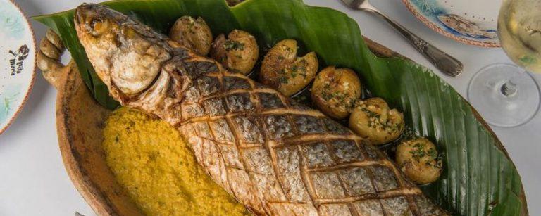 Recheada ou aberta, tainha desbanca peixes nobres nos restaurantes