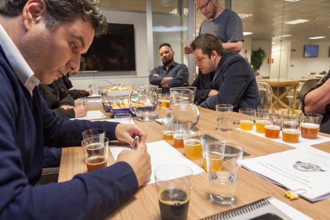 Como foi a prova que definiu a melhor cerveja de 2018