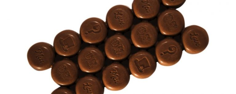 Marca paranaense produz chocolate recheado com pitanga, mimosa e doce de leite de panela