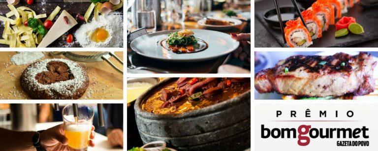 Confira quem são os indicados ao Prêmio Bom Gourmet 2018