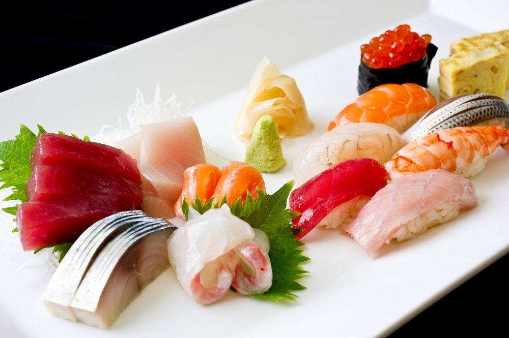 Criações do chef Nobu Matsuhisa. Foto: Divulgação.