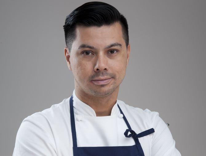 Chef Alberto Landgraf, do L'Epice, em São Paulo. Foto: Divulgação