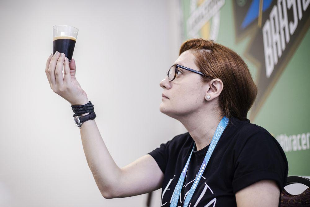 Degustação às cegas avaliou 590 amostras. Foto: Bruno Dupon/Copa Brasil Cerveja.