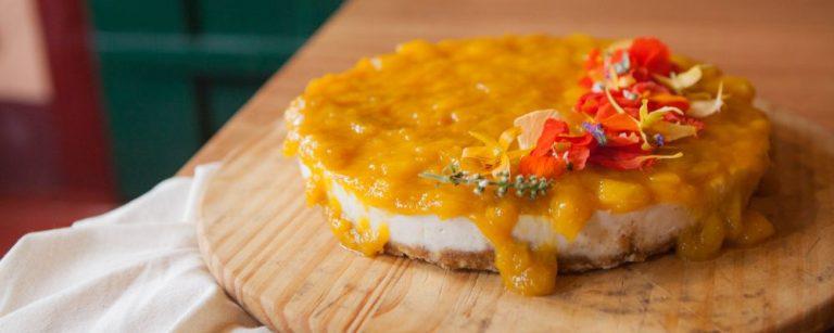 Cheesecake Glória. Foto: Studio Tertulia