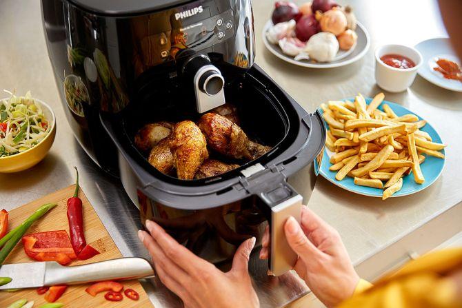 Como usar do jeito certo a fritadeira sem óleo air fryer