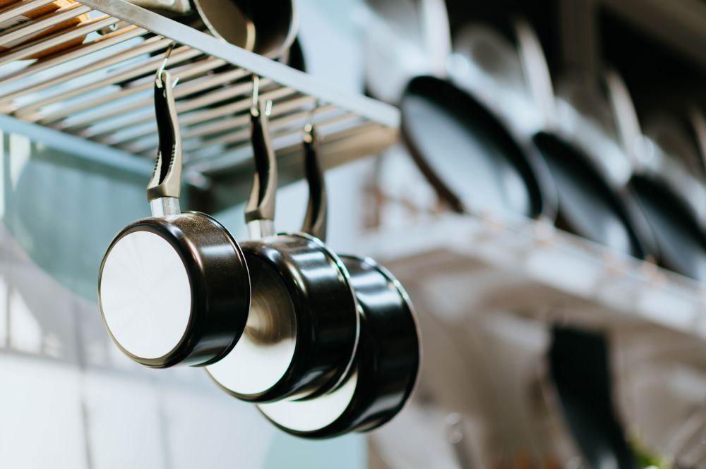 Panelas bem conservadas podem durar uma vida inteira. Foto: Unsplash.