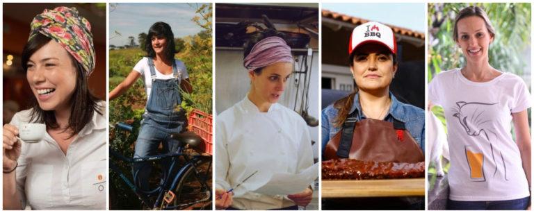 5 mulheres que chegaram ao patamar mais alto da gastronomia