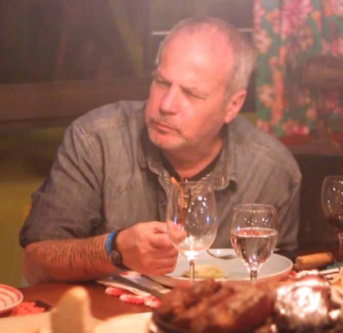 Jayme Monjardim,  diretor e dono do restaurante. Foto: divulgação