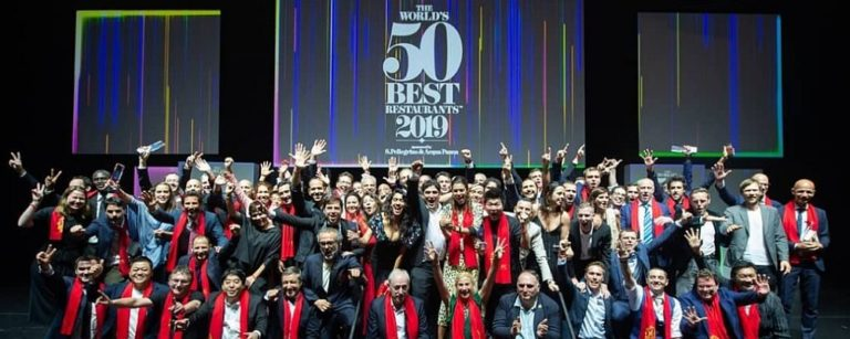 50 melhores restaurantes do mundo de 2019
