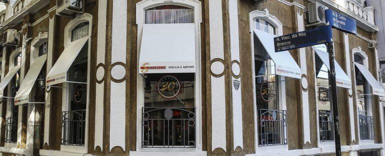 Restaurante Spaghetto. Foto: André Rodrigues/Gazeta do Povo.