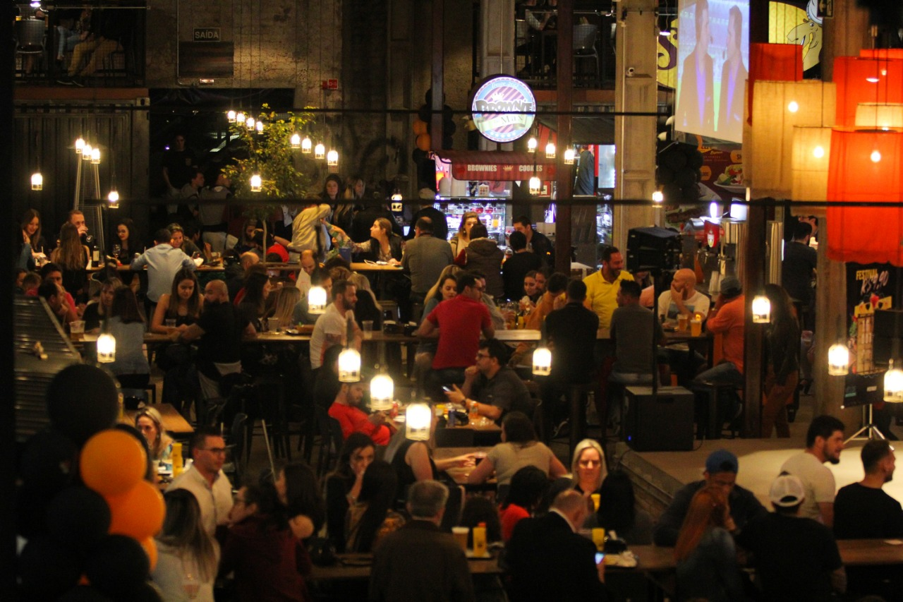 Beer Food Experience. Foto: divulgação.