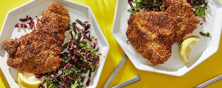 Aprenda os segredos para um frango empanado crocante