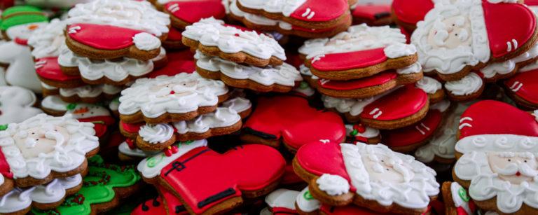 Fábrica de bolachas artesanais em Curitiba tem receita da vó e tradição do Natal. Foto: André Rodrigues/ Gazeta do Povo