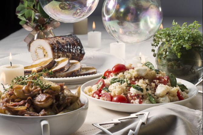 Para passar o Natal com os amigos ou com os parentes mais próximos, nada melhor que receitas rápidas. Foto: Alexandre Mazzo/Gazeta do Povo