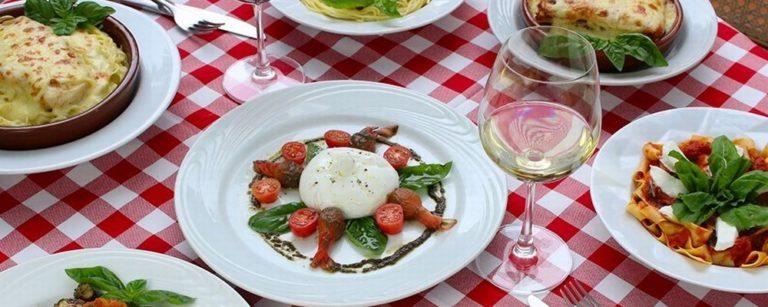 Macarronada Italiana, restaurante completou 40 anos em Florianópolis. Foto: Divulgação