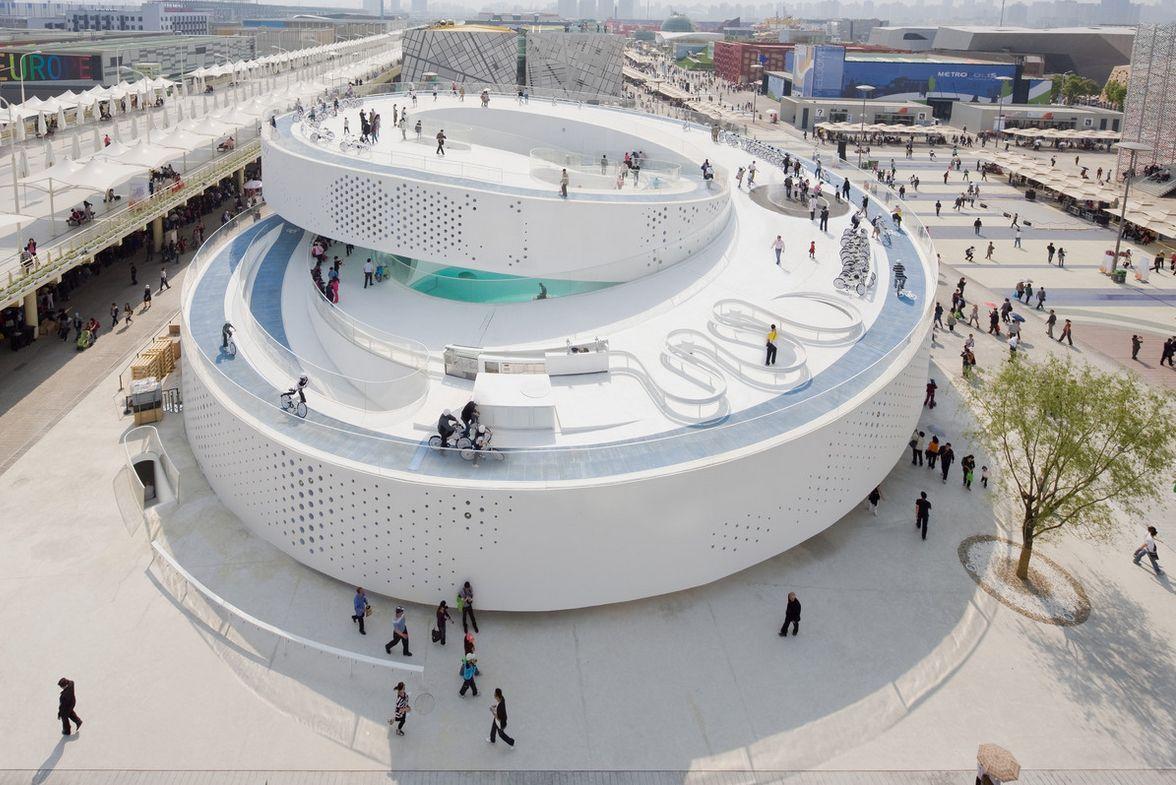 Bjarke Ingels prova que arquitetura também é diversão