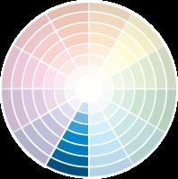 Monocromático: É a combinação mais simples. O que vai diferenciar um tom do outro é somente a graduação da iluminação. Na foto (ambiente dos arquitetos Álvaro e Bárbara Côrtes), tons diferentes de bege trazem linearidade ao ambiente. Se você procura criar um espaço mais tradicional, essa solução pode funcionar.