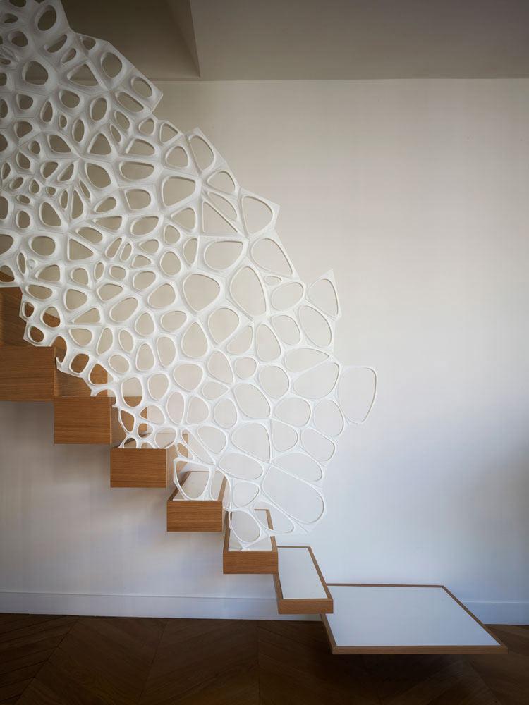 Décor gringa: 12 escadas com design diferente