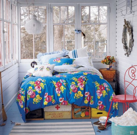 Como aproveitar o espaço embaixo da cama