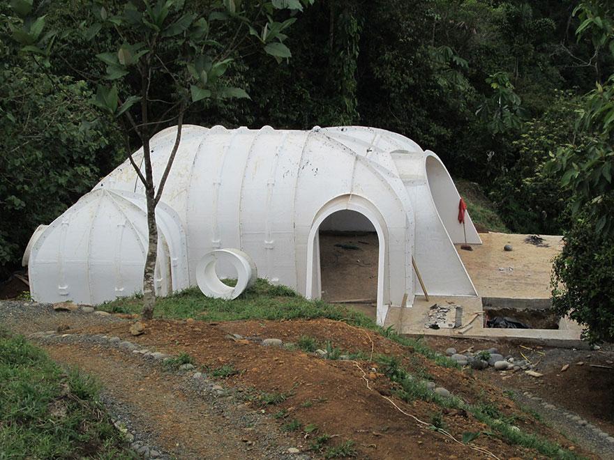 Você já pode ter uma casa de hobbit