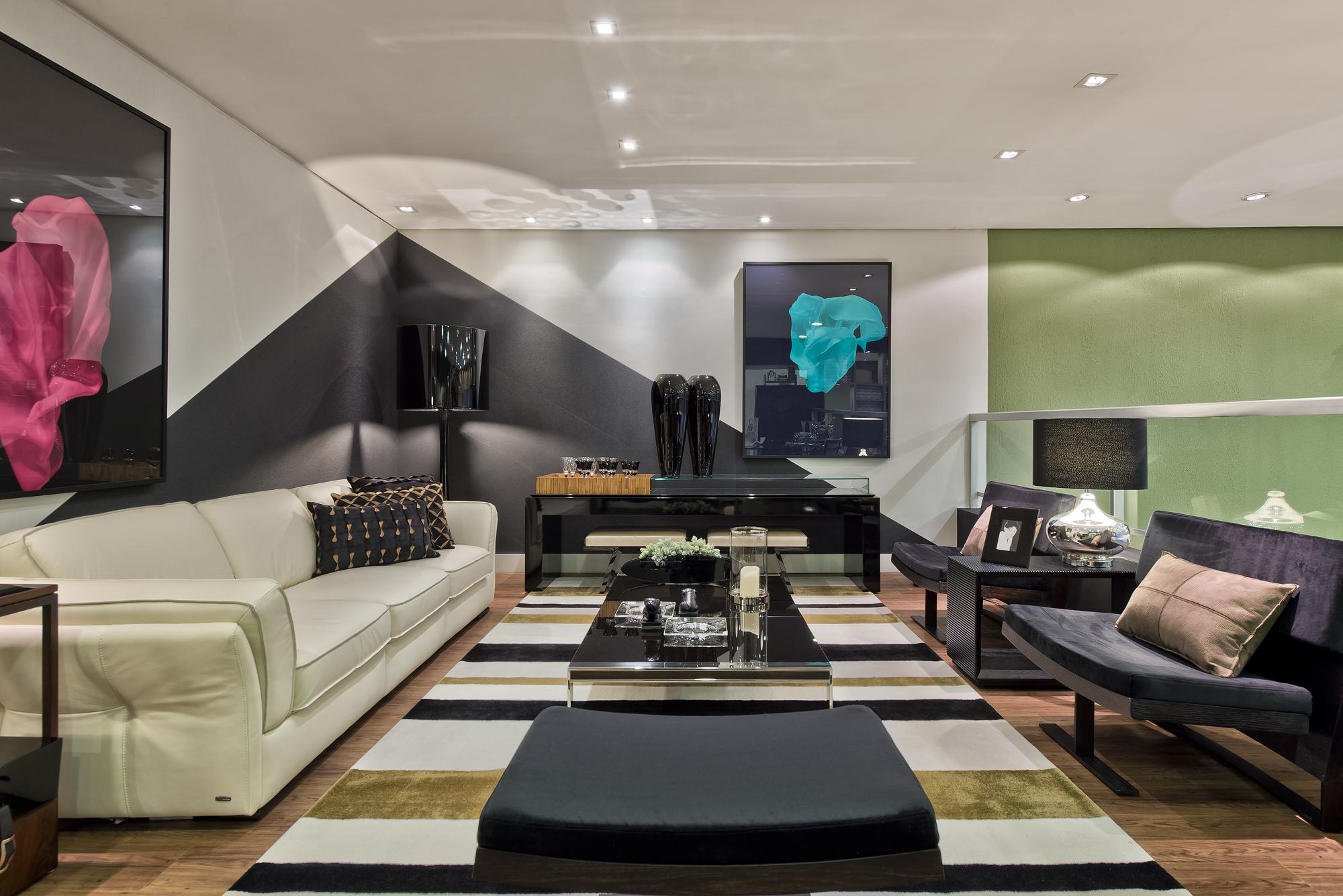 Veja os ambientes da mostra de decoração da Ton Sur Ton