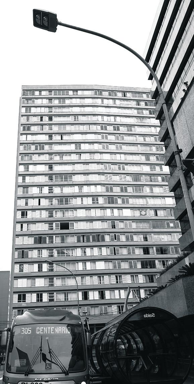 Siga o roteiro e desvende a Curitiba modernista
