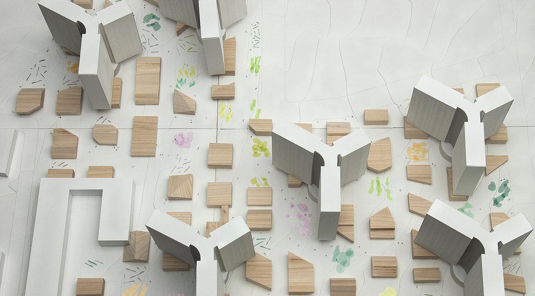 Arquiteta curitibana propõe nova solução para conjuntos habitacionais de Manhattan
