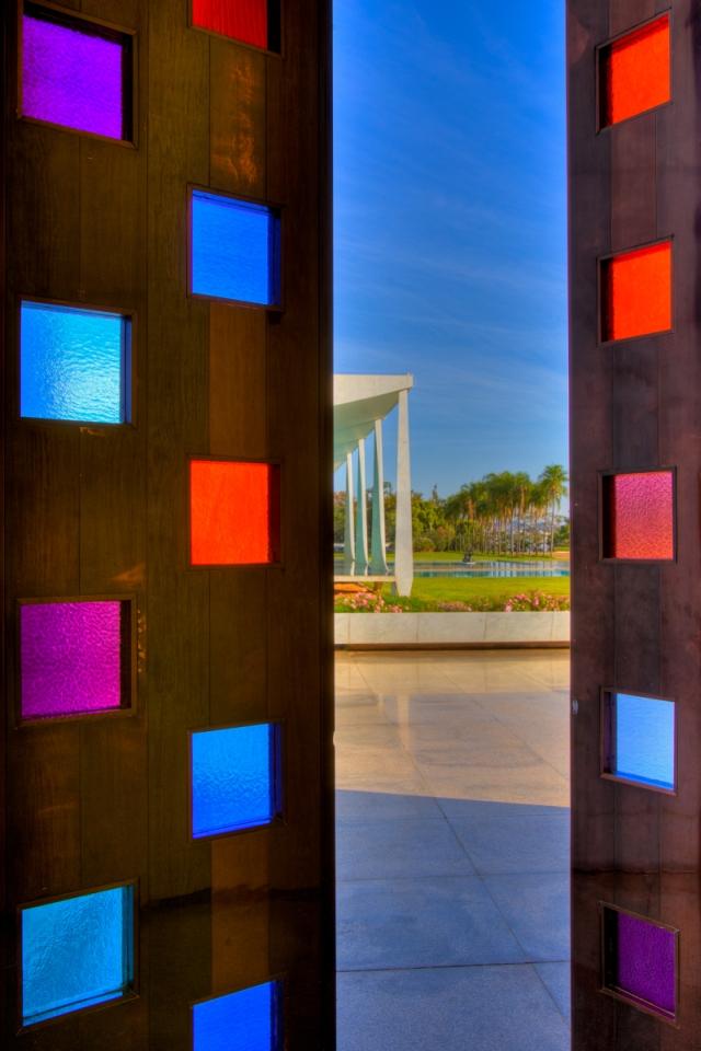 Brasília-DF, 21/06/2011. Fachada e interior do Palácio da Alvorada. Foto: Ichiro Guerra/PR.