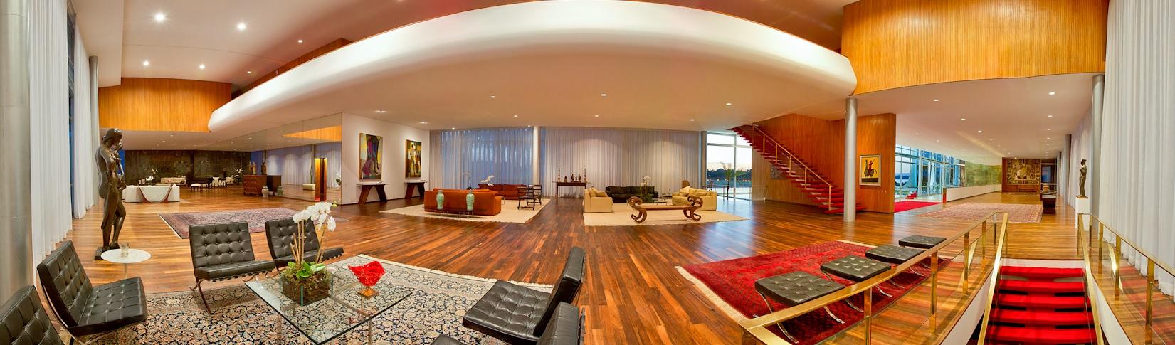 Conheça detalhes do Palácio da Alvorada: nova residência da família Temer