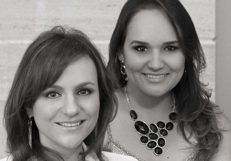 Larissa Araujo Ribeiro e Gabriela Hyczy Dalzotto