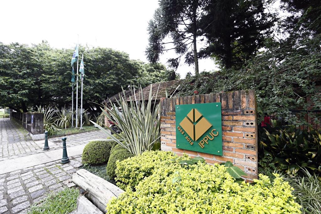 Sede do IPPUC em Curitiba. Foto: Divulgação