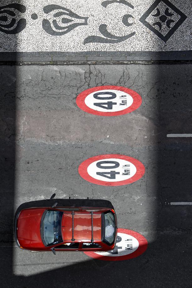 A boa intenção da Área Calma é vista com reticência. Foto: Antônio More / Gazeta do Povo.