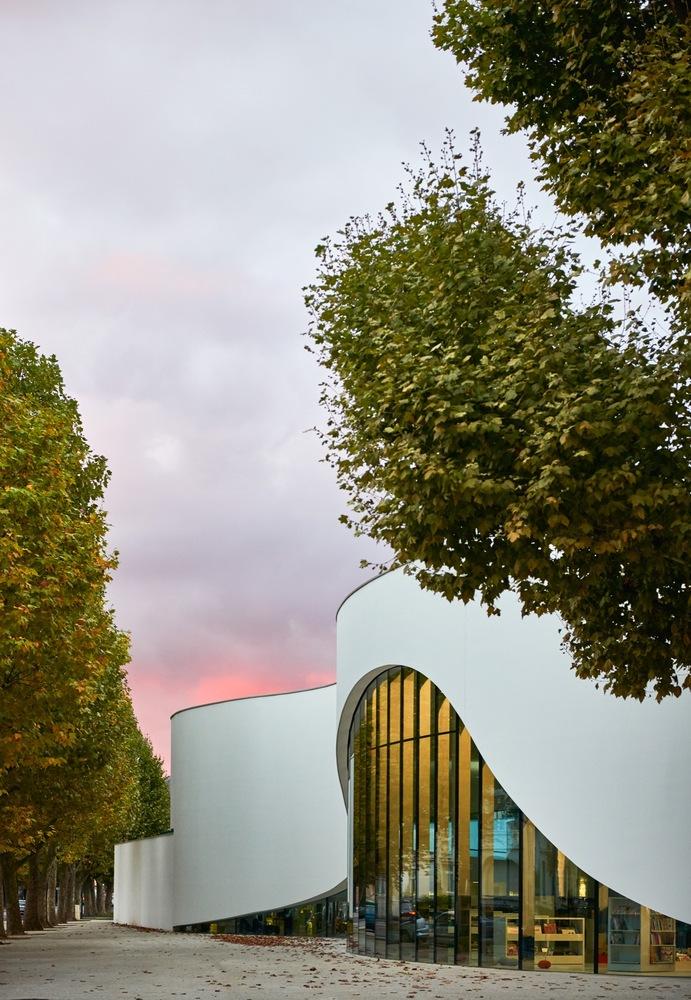 Projeto francês revoluciona o conceito de biblioteca. Conheça
