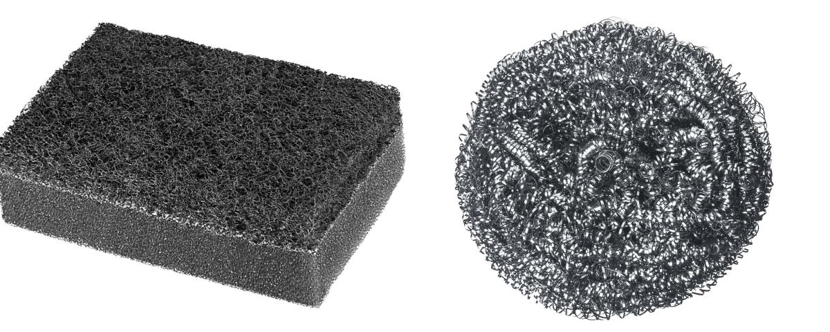Guia de esponjas: conheça o modelo ideal para cada tipo de limpeza