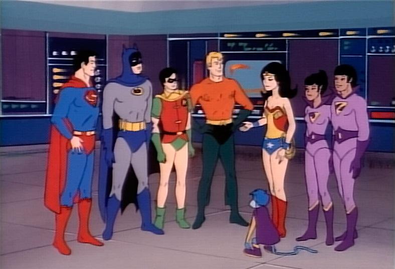 Conheça a estação de trem que deu origem a sala de justiça dos Super Amigos