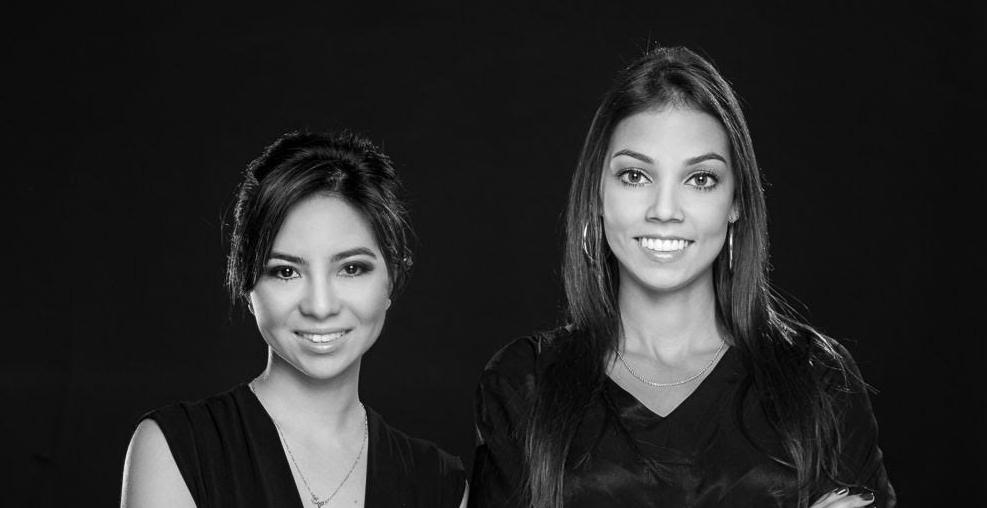 Ana Paula Pereira Silva e Jessica Yumi Nitta Aramaki