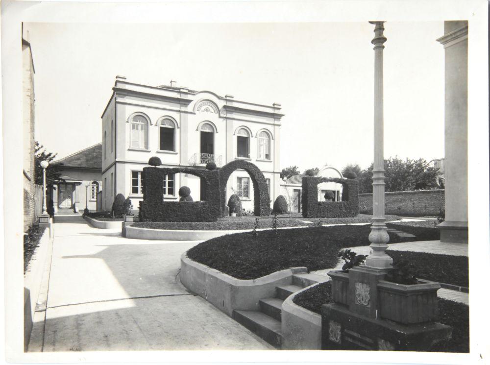 Foto: Acervo Igreja Presbiteriana de Curitiba/Reprodução